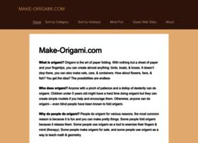 make-origami.com