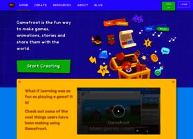 make.gamefroot.com