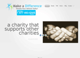 makeadifferencedonations.org