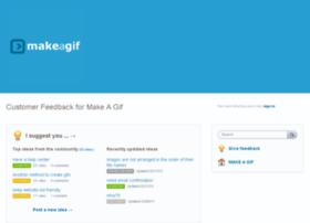 makeagif.uservoice.com