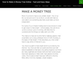 makeamoneytree.net