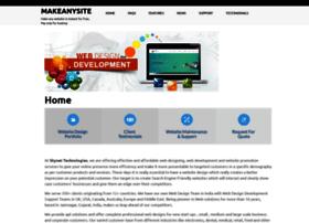 makeanysite.com