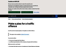 makeaplea.justice.gov.uk