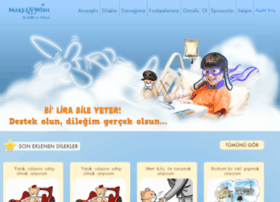 makeawish.org.tr