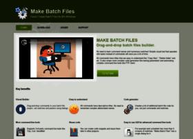 makebatchfiles.com