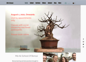makebonsai com ma ke bonsai of london and online in uk ma ke bonsai a ...