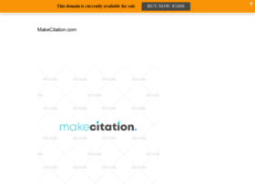 makecitation.com