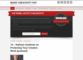 makecreativitypay.com