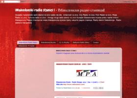 makedonskoradio.blogspot.be