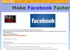 makefacebookfaster.webs.com