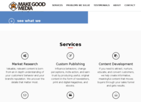 makegoodmedia.com