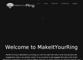 makeityourring.com.au