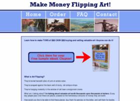 makemoneyflippingart.com