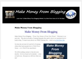 makemoneyfromblogging.info