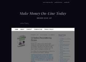 makemoneyon-linetoday.com