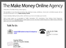 makemoneyonlineagency.com