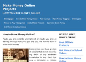 makemoneyprojects.com