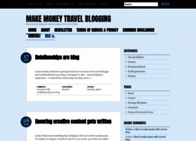 makemoneytravelblogging.com