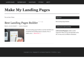 makemylandingpages.com