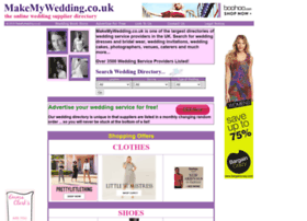 makemywedding.co.uk