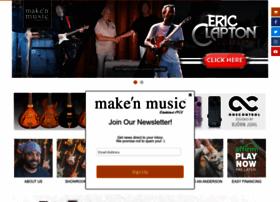 makenmusic.com