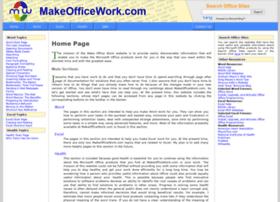 makeofficework.com