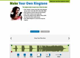 makeownringtone.com
