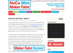 makerfairenoco.com