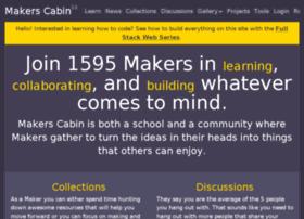 makerscabin.com