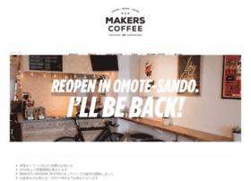 makerscoffee.co