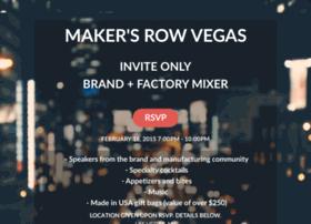 makersrowvegas.splashthat.com