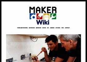 makerwiki.com