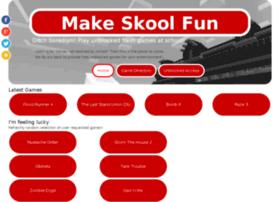 makeskoolfun.org
