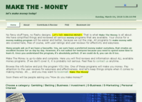 makethe-money.com