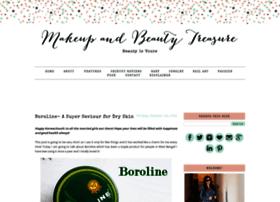 makeupandbeautytreasure.com