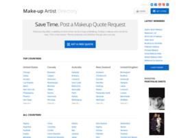 Makeupartistdirectory.com