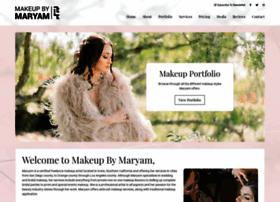 makeupbymaryam.com
