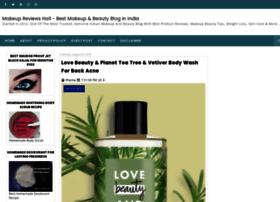 makeupreviewshall.com