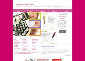 makeuptips.com