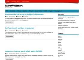 makewebsmart.com