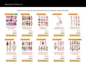 making-doll-clothes.com