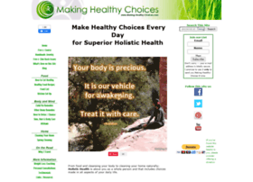 making-healthy-choices.com