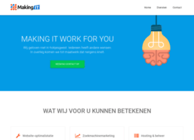 making-it.nl