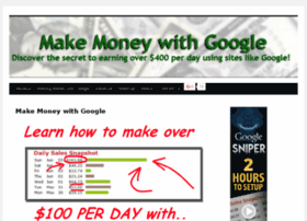 making-money-with-google.com