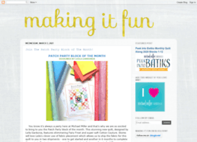 makingitfun.blogspot.com