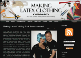 makinglatexclothing.com