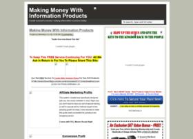 makingmoneywithinformationproducts.blogspot.com