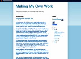 makingmyownwork.blogspot.com