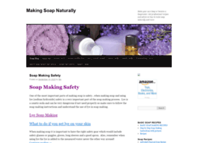 makingsoapnaturally.com
