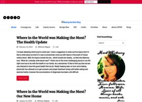 makingthemostblog.com